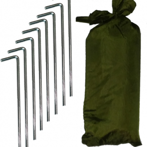 8 Metal Tent Stakes  sc 1 st  River Country Products & Tent Stakes | River Country Products