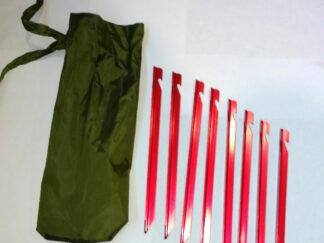 Aluminum Tent Stakes