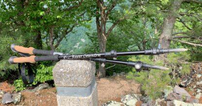 backpacking carbon trekking poles