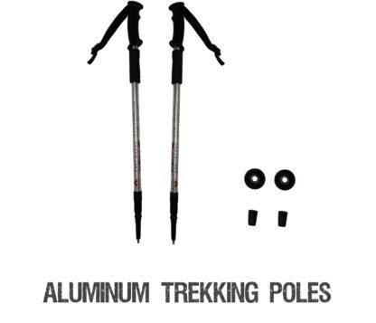 Aluminum Trekking Pole Description