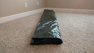 Step 2 folding backpacking tent B
