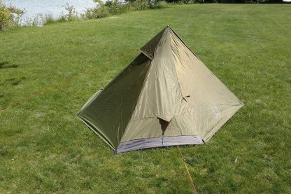 one person backpacking tent