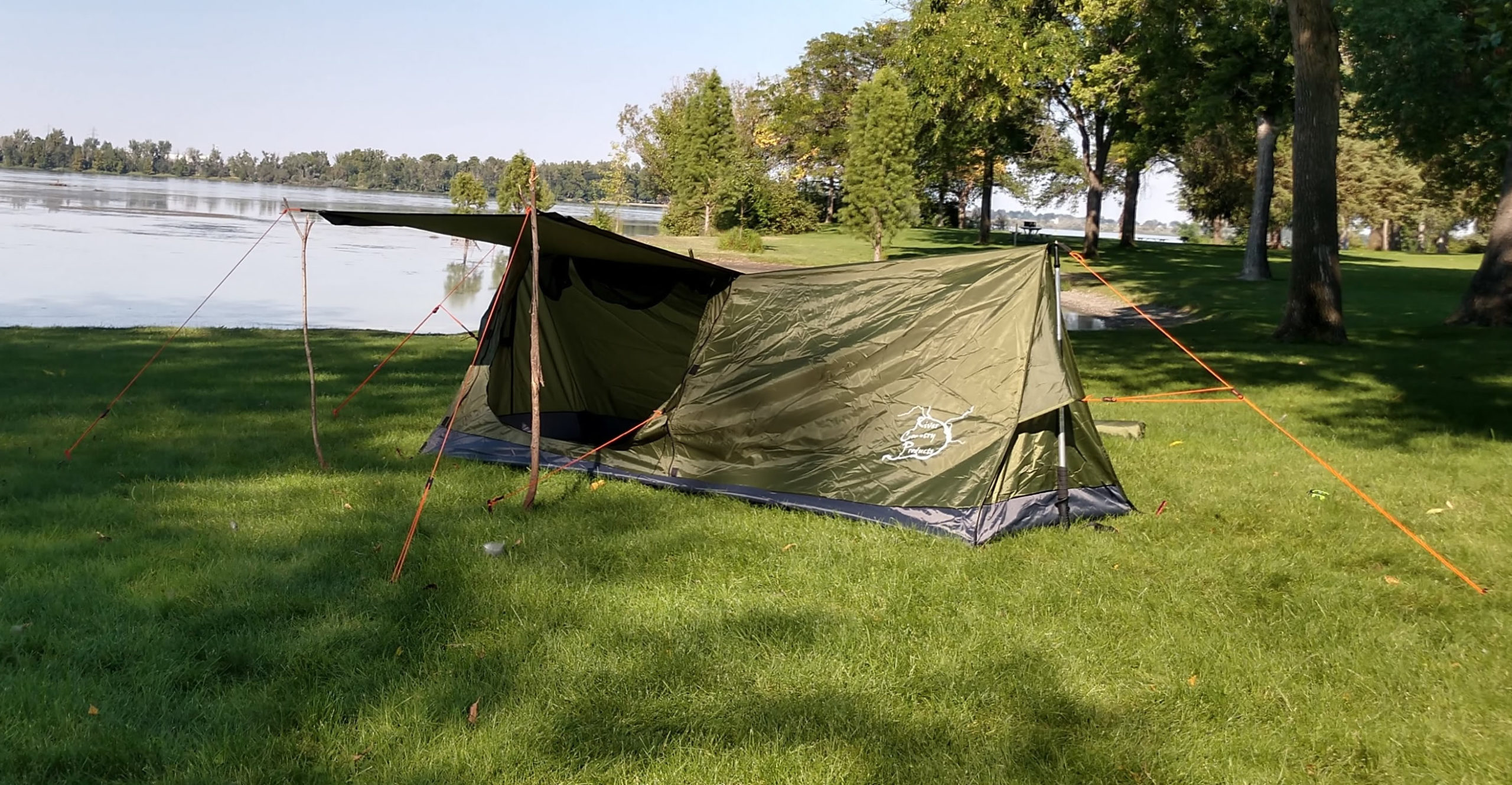 ultra-light one man tent
