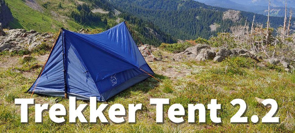 Trekker Tent 2.2 Backpacking Tent