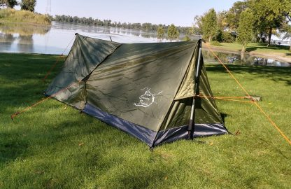 One Man tent 1
