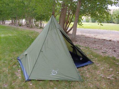 4 Man Trekking Pole Tent