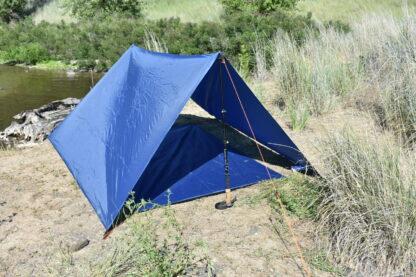 backpacking shelter tent