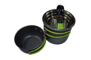 bio stove cook kit